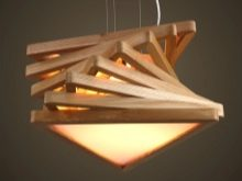 Светильники оригинальной конструкции