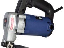 Электрические ножницы по металлу для металлочерепицы