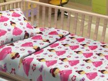 Пододеяльник в детскую кроватку своими руками