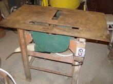 Стол для циркулярки из фанеры