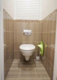 Как ремонт сделать ремонт в туалете фото 830