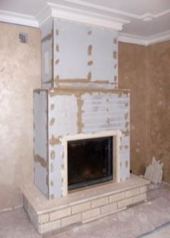 Выделить функциональные зоны на кухне помогут потолки из ... | 336x240