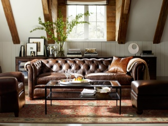Диван Chester (113 фото): диван - Честерфилд, кожаная модель в интерьере, как собрать своими руками