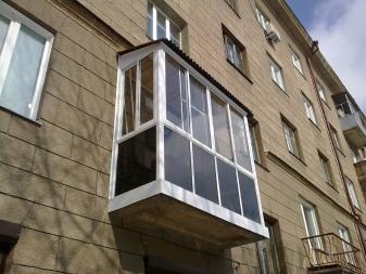 """Балкон холодное и теплое остекление """" balkonvspb."""