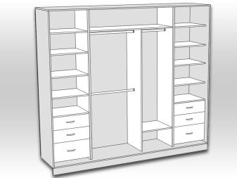 шкаф купе своими руками 61 фото как сделать встроенный в домашних