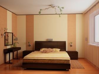 цвета для спальни 150 фото сочетание тонов в интерьере какую