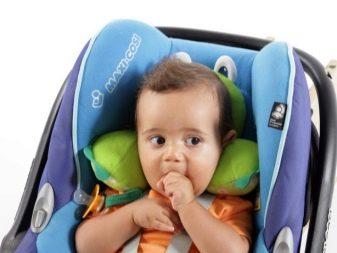 Детская подушка в автокресло своими руками 95