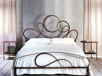 Металлические кровати (88 фото): с железным каркасом и изголовьем, белая из металла для спальни, сборка своими руками, отзывы