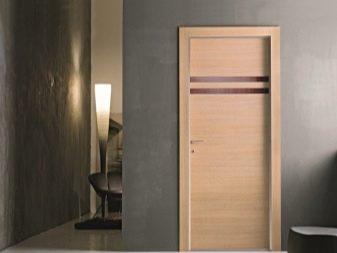 Шпонированные двери (55 фото): выбираем межкомнатные изделия из натурального шпона, что это такое, минусы и плюсы