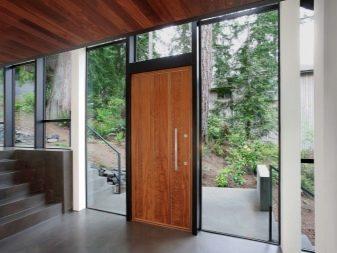 Нестандартные входные металлические двери: железные модели необычных размеров