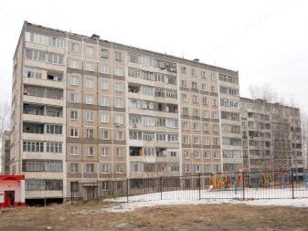 Брежневка 5 этажей планировка