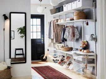 прихожая Ikea 52 фото многообразие мебели от Ikea в современном