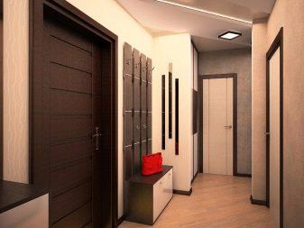 Блочные дома II-68, типовые планировки квартир II-68