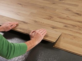 Как класть ламинат на деревянный пол, пошаговая инструкция, видео