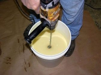 Чем развести краску на водной основе