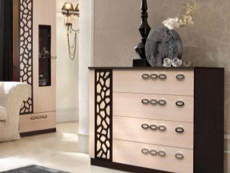 Длинные комоды для гостиной: белые большие современные комоды, низкий вариант со стеклом и дополнительными полками