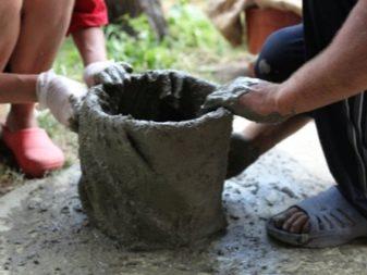 Как из шин сделать вазон: оригинальная идея для сада 93