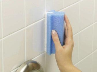Как убрать с плитки свежий, немного засохший или старый клей: химические и домашние средства. Как правильно очистить плитку от плиточного клея: проверенные способы