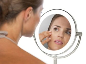 Увеличительное зеркало с подсветкой: настенное косметологическое увеличивающее зеркало и модель от бренда Swivel Brite с увеличением