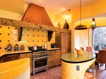 Желтая плитка: кафельные керамические настенные изделия, оттенки облицовочной плитки