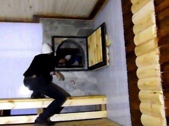 Банная печь «Горыныч 3»: преимущества и недостатки. Печь банная горыныч 3: схема, чертежи