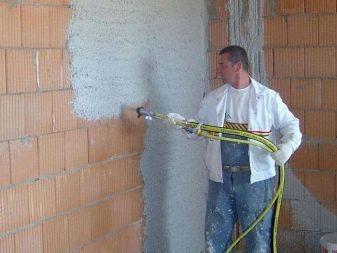Консервация фасада цементным раствором после отстукивания штукатурки анапа пансионат бетон