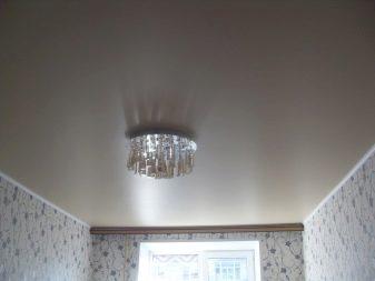 сатиновый потолок