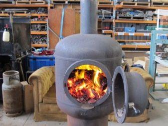 Кирпичная печь для гаража на дровах своими руками чертежи фото 553