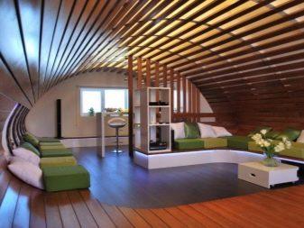 Из чего сделать потолок в деревянном доме своими руками фото 131