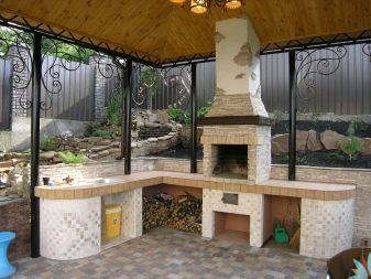 Баня с беседкой и барбекю – плюсы и минусы конструкции, варианты проектов на фото и видео. Проекты бань с мансардой, беседкой, террасой: разбираемся в общих чертах