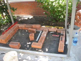 Барбекю своими руками - фото идеи, чертежи, пошаговая инструкция построения дачного барбекю
