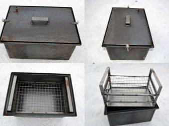Шкаф для горячего копчения своими руками 963