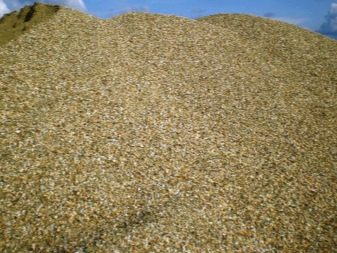 Песчано гравийная смесь: особенности и сфера применения