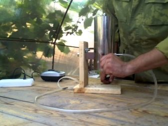 Холодное копчения с генератором дыма