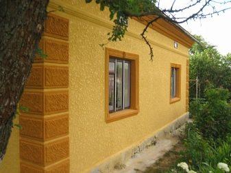 Штукатурный хоппер ковш стеновой