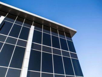Алюминиевые фасады Мытищи
