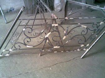 Художественная ковка перила для лестниц фото