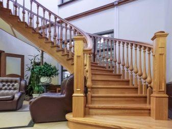 Деревянные лестницы в Краснодаре - сравнить цены или