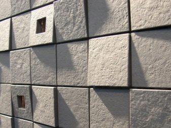 Стены из фибробетона монах бетон