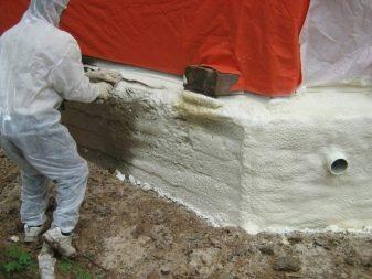 Отделка фасада сайдингом после утепления пенополиуретаном