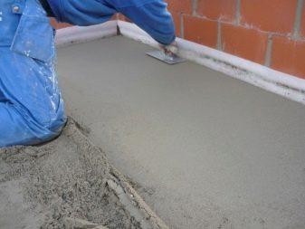 Делимся секретами пропорций в цементом растворе