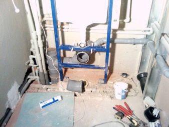Шумоизоляция для стояка канализации