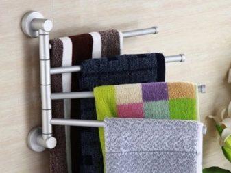 Крючки для ванной комнаты: настенные вакуумные варианты без сверления для полотенец, конструкции на присосках под хром, планка-органайзер для халатов