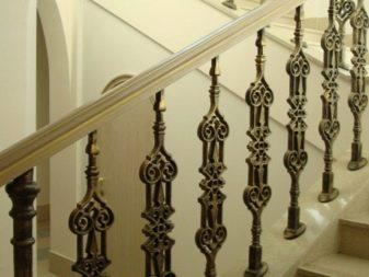 Лестница из бука К-001М/4 - Деревянные лестницы из дуба