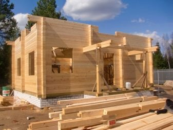 Дома из профилированного бруса камерной сушки: строительство и усадка конструкции, проекты из сухого материала