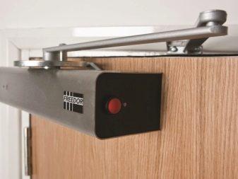Пружинный дверной доводчик: выбираем доводчики для межкомнатных дверей и калиток со скользящей тягой