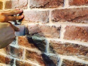 Старинный кирпич: старый и состаренный кирпич для внутренней отделки, кирпичные стены под старину