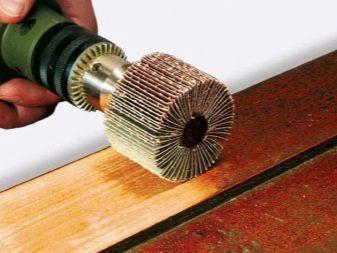 Щетка для зачистки металла на дрель