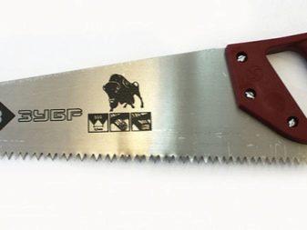 Чем отличается пила от ножовки