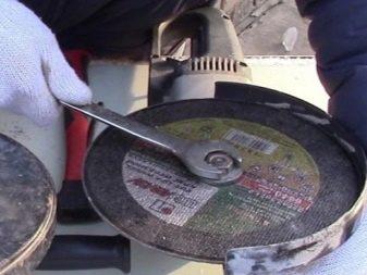 Тонкий диск для болгарки